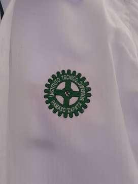 Vendo uniformes damaso zapata