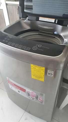 Vendo lavadora lg inverter de 37 libras