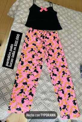 Pijama pato lucas pantalon