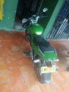 Moto pulsar 180 modelo 2011