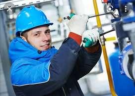 Técnico en refrigeración industrial