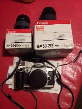 Cámara fotográfica ANALOGICA marca Canon EOA 500 N