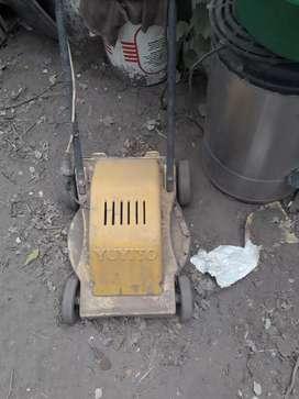 Cortadora de pasto yuyito a reparar