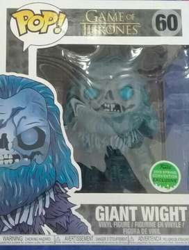 FUNKO POP GIANT WIGHT