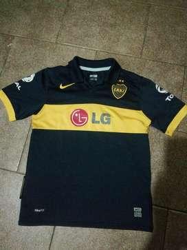 Camiseta de Boca Lg Nike 2012 Talle M Jr
