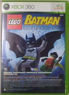 Lego Batman el Videojuego + Pure