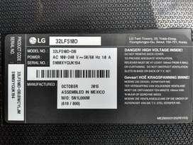 Tv Lg 32lf510d para Repuesto