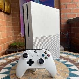 Xbox one S 1 Tb perfecto estado