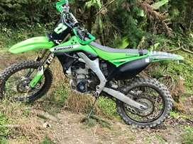 Se Vende o Permuta Kawasaki kx250fi