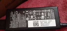 Cargador  para dell punta aguja 65 watt