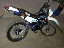 Sende moto yamaha dt 125 modelo 93 yumbo