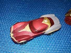 Carro Hotweels Mujer Maravilla