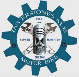 Repuestos para Bicimoto/Ciclomotor