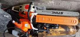 motosierras y guñas de excelente calidad en venta comunicate
