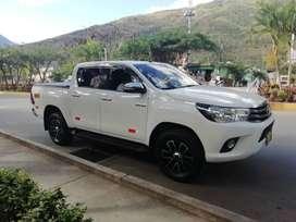 Vendo camioneta Toyota Hilux Tailandes