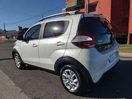 Fiat Mobi Way , Full -Full! E-X-C-E-L-E-N-T-E Estado!!!