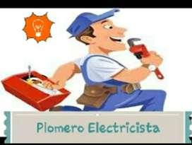 Plomero y Electricista