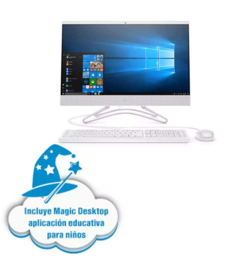 Computador escritorio HP 0
