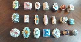 Pastilleros de Porcelana