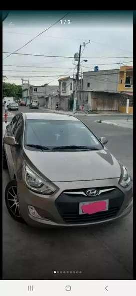Hyundai Accent full equipo 7 Cambios