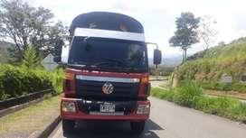 Camion foton exelente estado liato para traspaso..