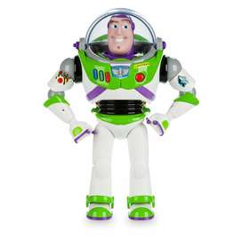 Buzz Lightyear Figura de Acción Interact