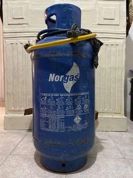 BOMBONA DE GAS NORGAS