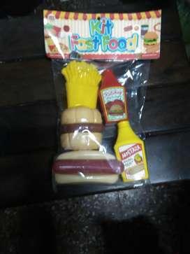 Kit Fast Food