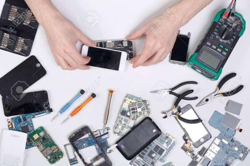 Reparación de PC - Celulares - Notebook - Impresoras 0