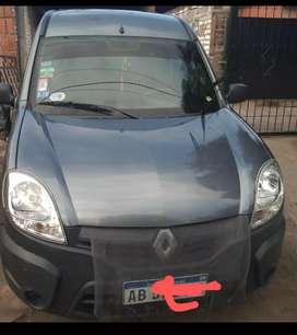 Vendí Renault Kangoo 2017 exelente estado,único dueño