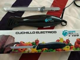 Cuchillo Electrico Home Plus