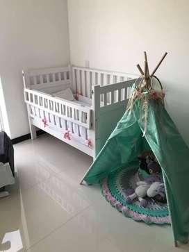 Ganga ! Vendo Cuna y Cambiador para bebé