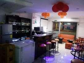 Mobiliario para bar o karaoke, 3 meses de uso