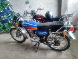 Vendo moto Jianche