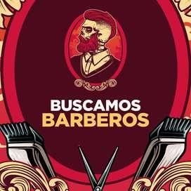 Se buscan Barberos