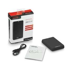 Liquido Disco Portátil Externo Toshiba O
