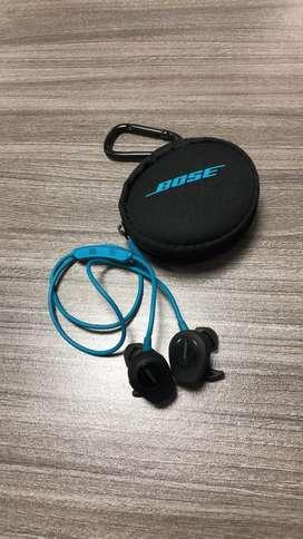 Audífonos Bose Soundsport Azul-Negro
