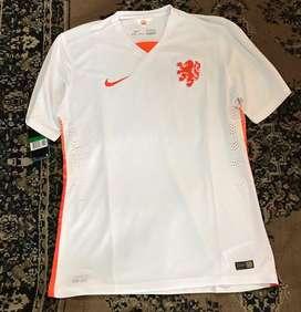 Camiseta holanda blanca L xl