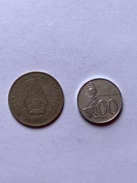 Indonesia monedas