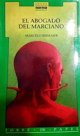 El abogado del marciano (Marcelo Birmajer)