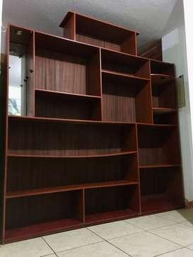 Librero Estante
