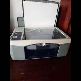 Impresora hp psc 1410 All in one