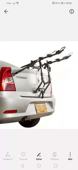 Vendo cargador para bicicletas ''carro''