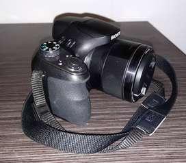 Camara SONY Cybershot DSC-H400