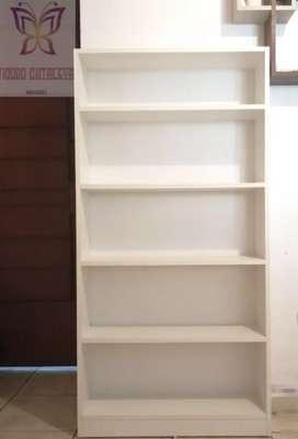 Librero Estante organizador de melamina NUEVO