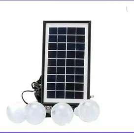 Kit Panel Solar - Envio Incluido Bogotá