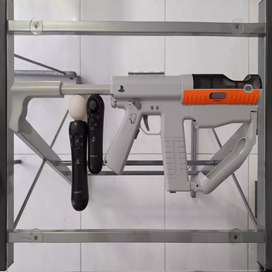 Pistola Sharp Shooter play 3 Playstation 3