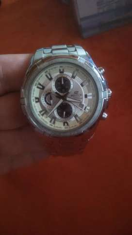 Vendo reloj Casio edifice