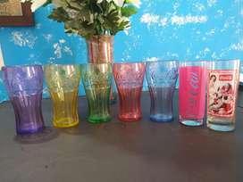 Colección vasos Coca-Cola
