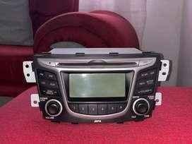 Radio ORIGINAL Hyundai i25 Accent